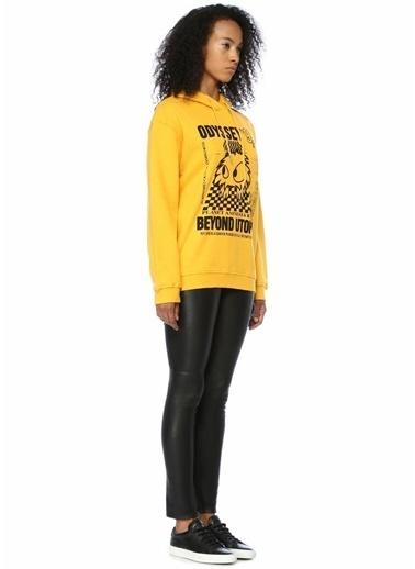 McQ Alexander McQueen Sweatshirt Sarı